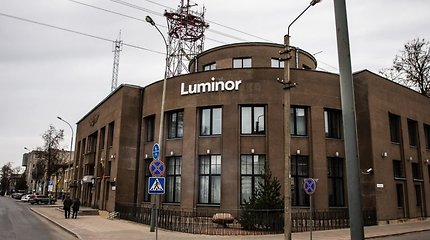 Išskirtinis banko pastatas Panevėžyje turi naujus savininkus