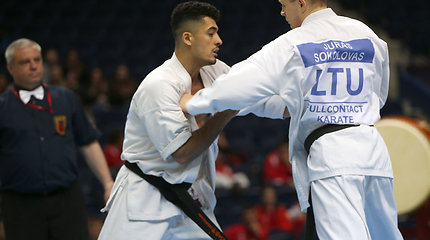 Europos karate čempionatas