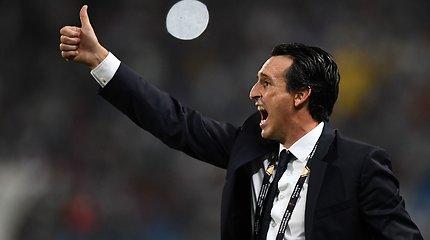 """Naujuoju """"Arsenal"""" treneriu taps U.Emery"""