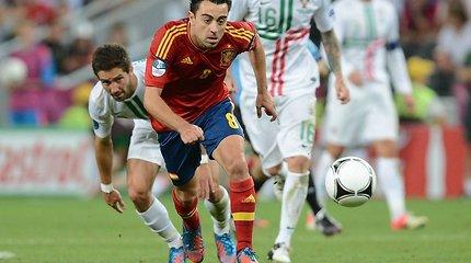 """""""Euro 2012"""" Portugalijos – Ispanijos rungtynių analizė: taktika, deriniai, įžvalgos"""