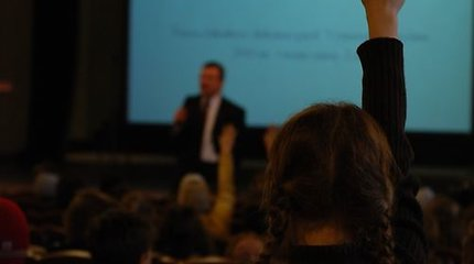 """Vaikų universiteto dėstytojas Kastytis Zubovas: """"Turėtume sudaryti galimybę kiekvienam vaikui susidurti su mokslu"""""""