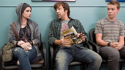"Emma Roberts komedijoje ""Labas, mes Mileriai"""