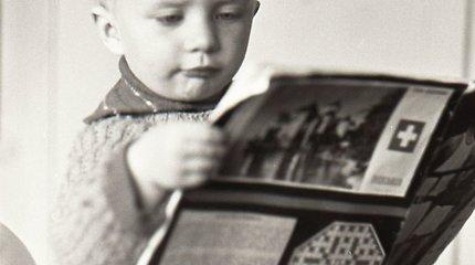 Andrius Mamontovas: nuo vaikystės iki šiandien