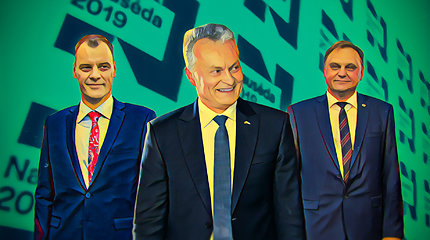 Gitanui Nausėdai prezidentu tapti padėjo ir nematomas rėmėjas
