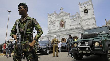 Kolombe driokstelėjo dar vienas sprogimas