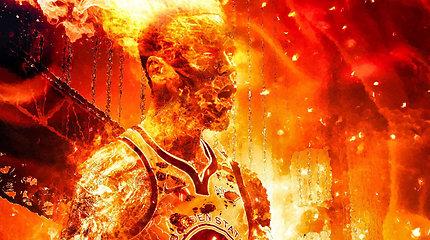 """""""Atsarginiai"""": drama NBA finale ir legendos prikrautos kelnės"""