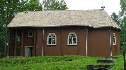 Seime priimtas nutarimas Lietuvos medinio sakralinio kultūros paveldo išsergėjimui