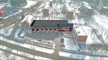 Taip atrodys būsimoji ugniagesių gelbėtojų stotis Vilniaus R.Jankausko g.