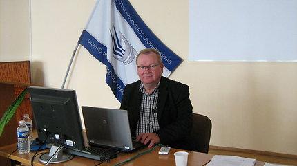 Suomijos ekonomikos profesorius Markku Virtanenas: verslą pradedantis jaunimas nepakankamai mąsto apie savo klientą