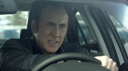 Nicolas Cage'as tapo Kinijos automobilių kompanijos BAIC reklaminiu veidu