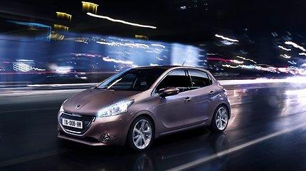 """Prancūzijoje liepos mėnesį """"Peugeot"""" pasiekė gerų pardavimo rezultatų"""
