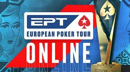 """EPT Online"" finaluose lietuviai jau pelnė beveik $90 tūkstančių"