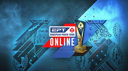 """""""EPT Online"""" pagrindinio turnyro 1 dieną išgyveno 4 lietuviai"""