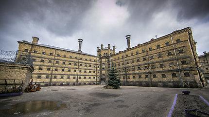 Lukiškių kalėjimas jungiamas su Vilniaus pataisos namais
