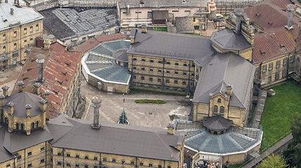 Nuo šeštadienio į Lukiškių kalėjimą nebebus vežami nauji kaliniai