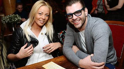 Mia ir Danielius Polskis-Gabbana pasiskelbė esantys pora