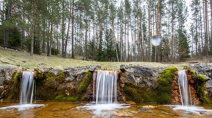 Sirvetos regioninio parko vertybės