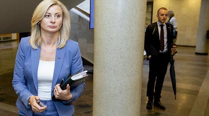 VRM ministrė: gyventojų nuomonė dėl Kauno rajono jungimo prie miesto bus svarbiausia