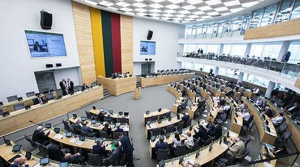 Seimo nariai sako, kad valstybės turto apmokestinimas gali paskatinti efektyvesnį valdymą