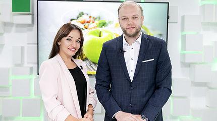 15min studijoje – pilvo chirurgas Donatas Danys ir dietologė Dalia Vaitkevičiūtė