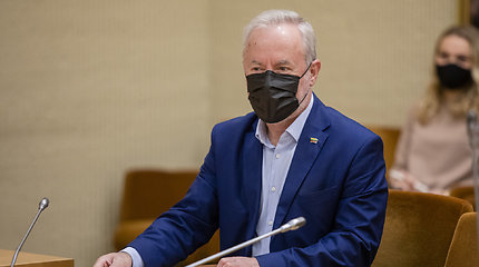 """Jurgis Razma: Po """"šešėline"""" Vyriausybe – """"valstiečių"""" skilimas"""