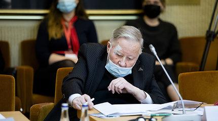 V.Landsbergis: nekviesdama liudyti aukščiausių sovietų pareigūnų Lietuva įlindo į krūmus