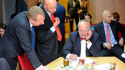 Socialdemokratų frakcija atsinaujina perpus, tarp konservatorių – keli nauji veidai