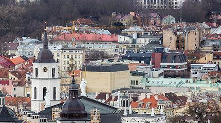 Gdansko dailės akademijos dėstytojas: Vilnius turi žavingos provincijos atmosferą