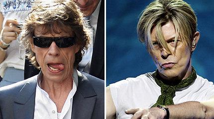 """Paaiškėjo, kad """"Rolling Stones"""" ir Davidas Bowie atsisakė pasirodyti 2012-ųjų Londono olimpiados renginiuose"""