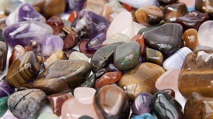 Minigidas į akmenų pasaulį