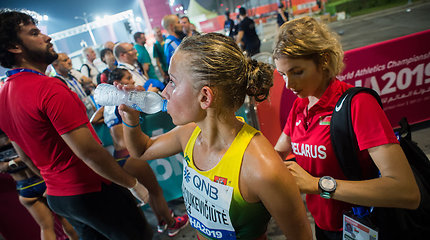 Karjerą baigusią Ž.Vaiciukevičiūtę olimpinių kandidatų sąraše pakeitė penkiakovininkė