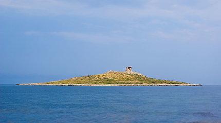 Isola delle Femmine – Moterų sala