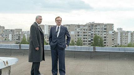 """Pasaulinio pripažinimo sulaukęs serialas """"Černobylis"""""""