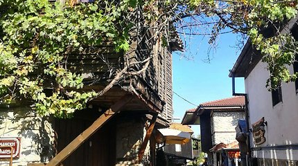 Senasis Nesebaro miestas Bulgarijoje