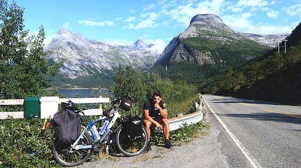 Aurimo kelionė Norvegijoje