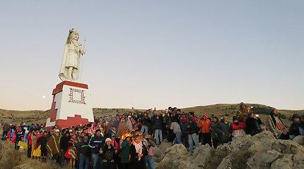 Naujųjų metų sutikimas Peru
