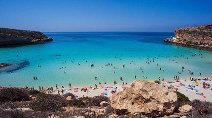 """""""Tripadvisor"""" paskelbė 10 geriausių Europos paplūdimių 2021 m."""