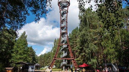 Mindūnų (Labanoro) apžvalgos bokštas