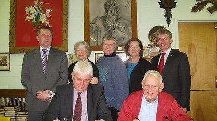 JAV pasirašyta sutartis dėl Vyriausiojo Lietuvos išlaisvinimo komiteto archyvų perdavimo Lietuvai