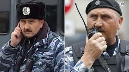 """Dėl nusikaltimų Maidane ieškomas buvęs """"Berkut"""" vadas dabar malšina protestus Rusijoje"""