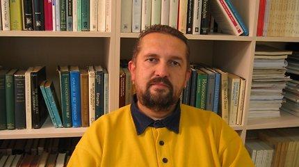 """Psichoterapeutas Raimundas Milašiūnas apie edukaciją Lietuvoje: """"Netobulame pasaulyje tobulų nėra"""""""