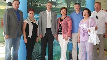 Birštono savivaldybės delegacija lankėsi Vokietijoje