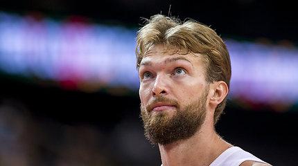 """""""Pacers"""" – mainų gandų sūkuryje: ar bus iškeistas Domantas Sabonis?"""