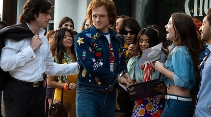 """Biografinis filmas apie Eltoną Johną """"Rocketman"""""""