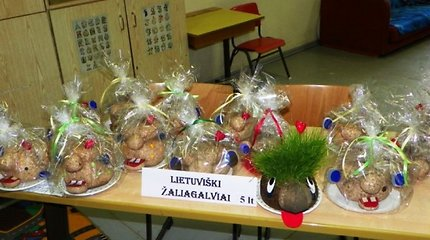 Ukmergės specialiojoje mokykloje nuaidėjo Kaziuko mugės šventė (nuotraukos) galerija
