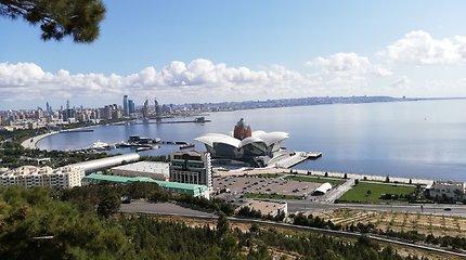 Azerbaidžanas pernai pritraukė 6 proc. daugiau tiesioginių užsienių investicijų