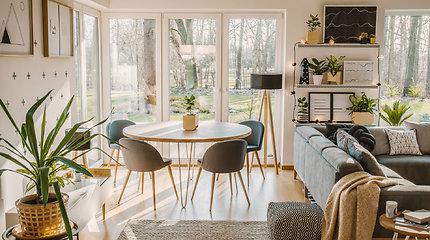 Interjero dizainerė: lietuvių skonis įsirengiant būstą tiek Vilniuje, tiek kaime – puikus