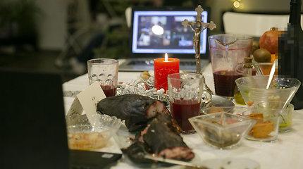 Kūčių stalas – į namus: dėl išaugusios paklausos Panevėžio restoranai ir kavinės stabdė užsakymus