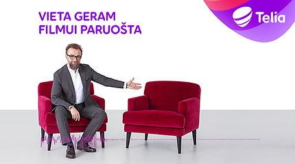 """""""Kino pavasaris"""" pagal Rytį Zemkauską: filmas """"Angelas"""""""