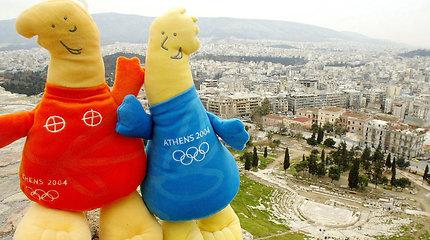 Olimpinių žaidynių talismanai